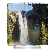 Snoqualime Falls Shower Curtain