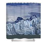 So Cold Shower Curtain