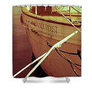 S.o. Wanderlust Altered Shower Curtain