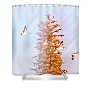 Soaring To New Heights Shower Curtain