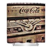 Soda Shower Curtain