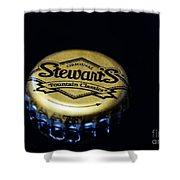 Soda - Stewarts Root Beer Shower Curtain