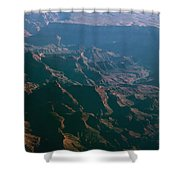 Soft Early Morning Light Over The Grand Canyon 4 Shower Curtain