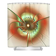 Soft Elegance Shower Curtain