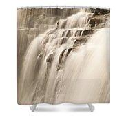 Soft Flow Shower Curtain