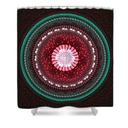 Soft Love Shower Curtain by Anastasiya Malakhova