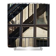 Soho Escapes Shower Curtain