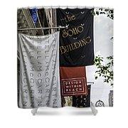 Soho - Nyc Shower Curtain