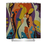 Sojourners Shower Curtain