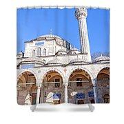 sokullu pasa camii Mosque 03 Shower Curtain