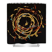 Solaris Shower Curtain