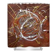 Solaris One Shower Curtain