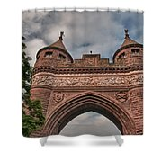 Soldiers And Sailors Memorial Arch Shower Curtain