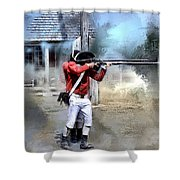 Soldiers Of The King Shower Curtain