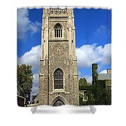 Soldiers Tower 4 Shower Curtain