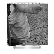 Sole Obsession  Shower Curtain