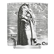 Solon Of Athens, Sage Of Greece Shower Curtain