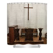Some Of That Old Time Religion Shower Curtain