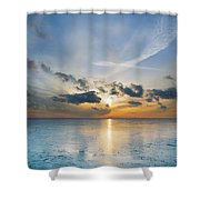 Some Other Morning Shower Curtain