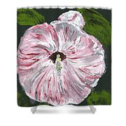 Son Of A Flower Shower Curtain