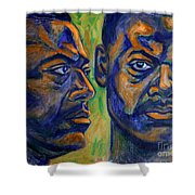 Song Of Freedom Shower Curtain