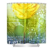 Song Of Solomon 8 7 Shower Curtain