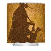 Sonny Shower Curtain