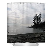 Sooke  Shower Curtain