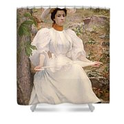 Sophie Hunter Colston Shower Curtain