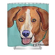 Sophie Lee Shower Curtain