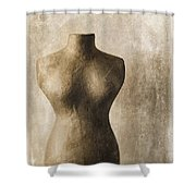 Sophistication II Shower Curtain by Amy Weiss