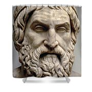 Sophocles Shower Curtain