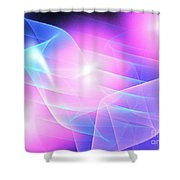 Sorbet Shower Curtain