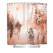 Sore Wounded Trails  Shower Curtain