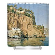 Sorrento Shower Curtain by Emanuel Stockler