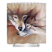Soulmate Shower Curtain