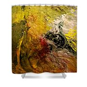 Sound Of Intent Shower Curtain