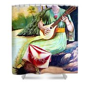 Sound Of River Shower Curtain