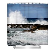 Sounds Of Hawaii Shower Curtain