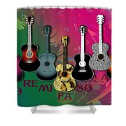 Sounds Of Music - Featured In Newbies Group Shower Curtain
