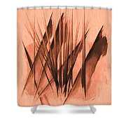 Sounds Of Spring Shower Curtain