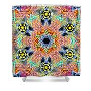 Source Fabric K1 Shower Curtain