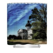 South Carolina State House Shower Curtain
