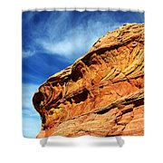 South Coyote Buttes 6 Shower Curtain