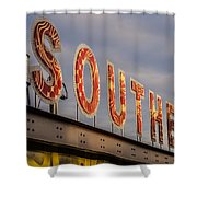 South End Shower Curtain