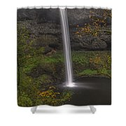 South Falls 1  Shower Curtain
