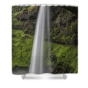 South Falls 2 Shower Curtain