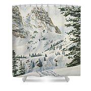 South Shower Curtain