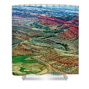 South Pass Shower Curtain