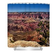South Rim. Grand Canyon Shower Curtain